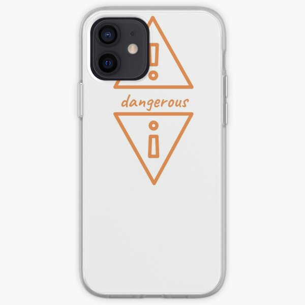 dangerous iPhone Soft Case