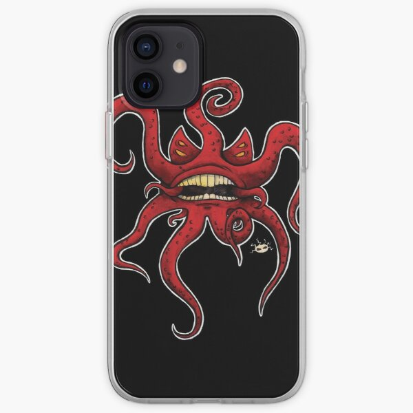 Molly Monster iPhone Soft Case