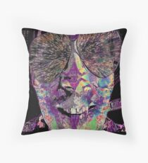 Raoul Duke- Fear & Loathing in Las Vegas Throw Pillow