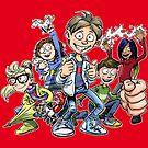 Kid Normal Crew von Raimund Frey
