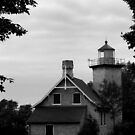 Eagle Bluff Lighthouse by ZombieEnnui