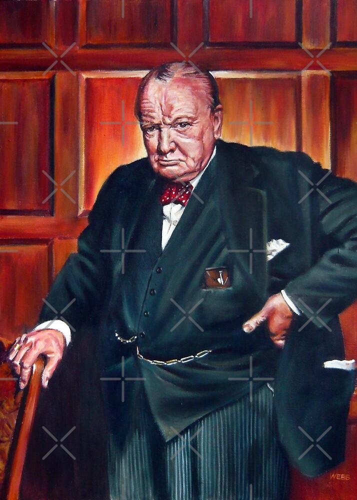 Churchill by wonder-webb