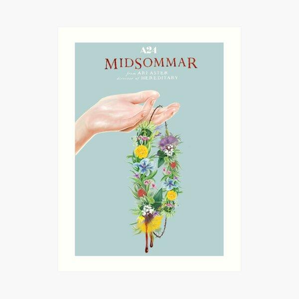 midsommar Art Print