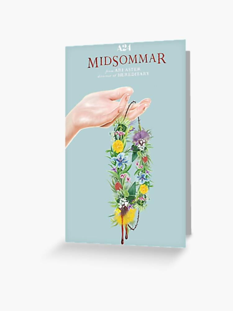 Midsommar Card