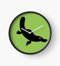 Angry Animals - Platypus Clock