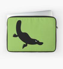 Angry Animals - Platypus Laptop Sleeve