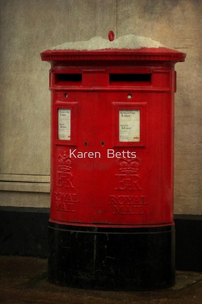 3/52   Post Box by Karen  Betts