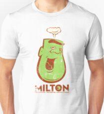 Milton the Monster - grungy colour Unisex T-Shirt