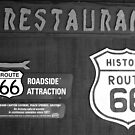 route 66 #11 by David Lee Thompson