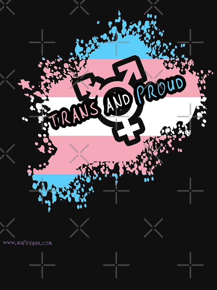 Trans Pride 2019 by zuperbuuworks