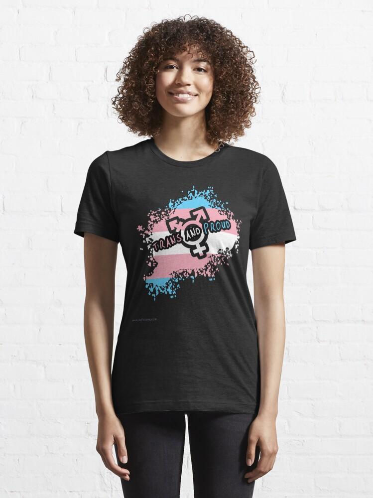Alternate view of Trans Pride 2019 Essential T-Shirt
