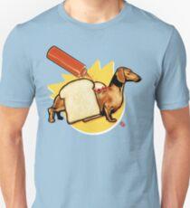 Hot-Dog. T-Shirt