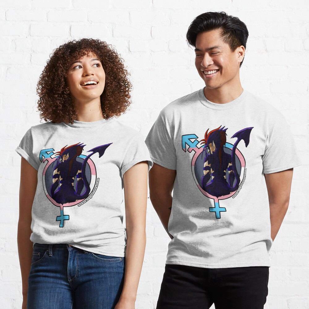 Specimen G-13 Transgender Pride Classic T-Shirt