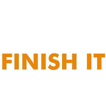 Ryback - Eat, Sleep, Finish It, Repeat by sharkyj