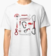 Climbing Equipment Design Classic T-Shirt