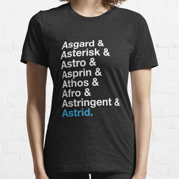 That's A Beautiful Name. Essential T-Shirt