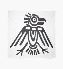 Aztec Drawing Scarf