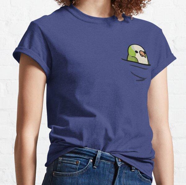 Too Many Birds! - Quaker Parrot/Monk Parakeet Classic T-Shirt