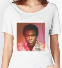 Childish Gambino | Because The Internet | Tee |  Women's Relaxed Fit T-Shirt