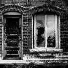 Door and Window by ZombieEnnui