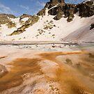 Melting lake by fos4o