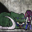 Beast Tamer by Kristin Sparks
