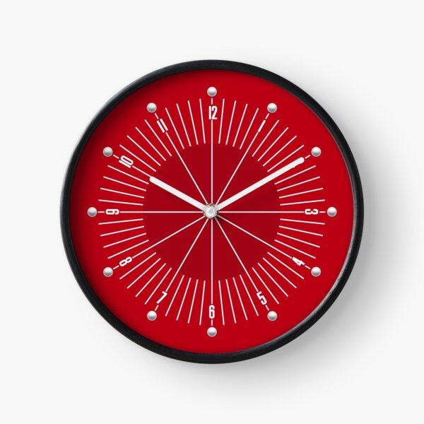 Captain Scarlet Cloudbase style clock Clock
