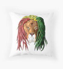 Rastafari Lion Bodenkissen