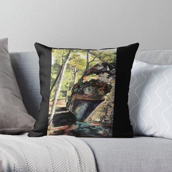 Petit Jean Forrest 2 Throw Pillow