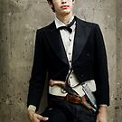 A Portrait of a Gentleman by RebeccaDaisey