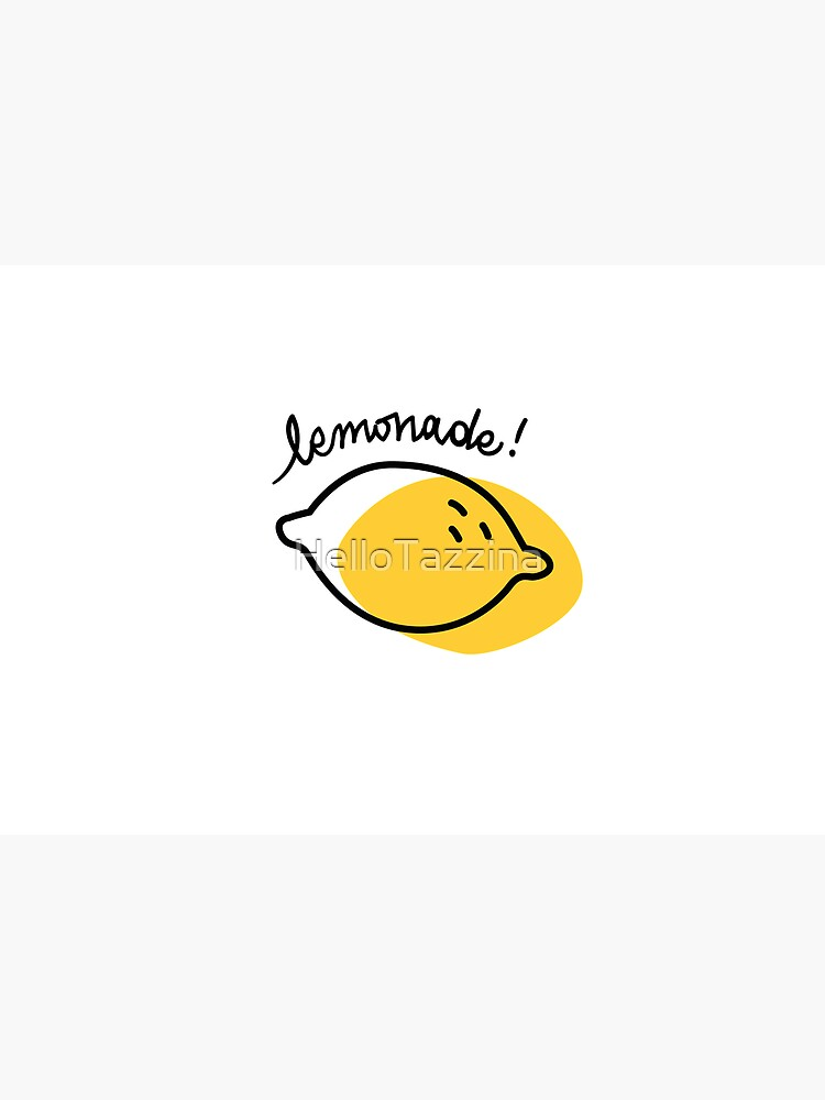 When life gives you lemon... by HelloTazzina