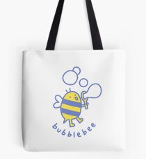 Bubblebee Tote Bag
