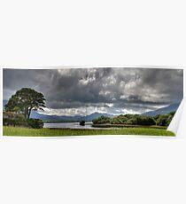 Killarney Lakes, Killarney, Ireland Poster