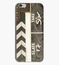 Clapper board 2 iPhone-Hülle & Cover