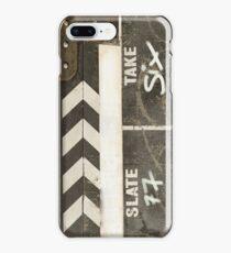 Clapper board 2 iPhone 8 Plus Case