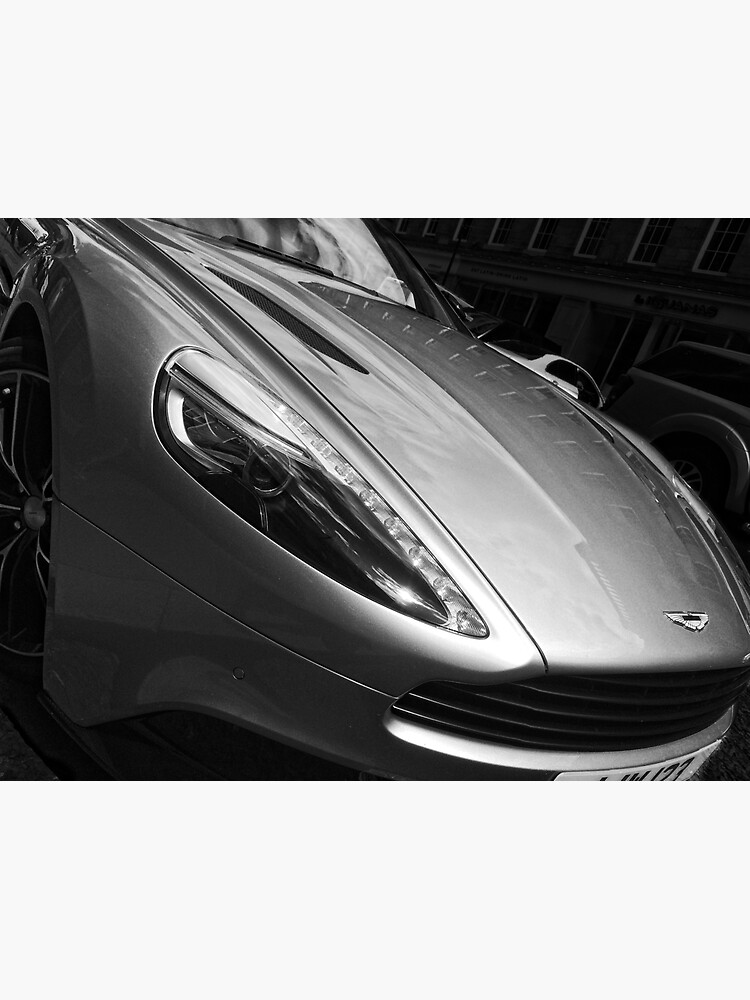 Aston Martin Sports Car by robcole