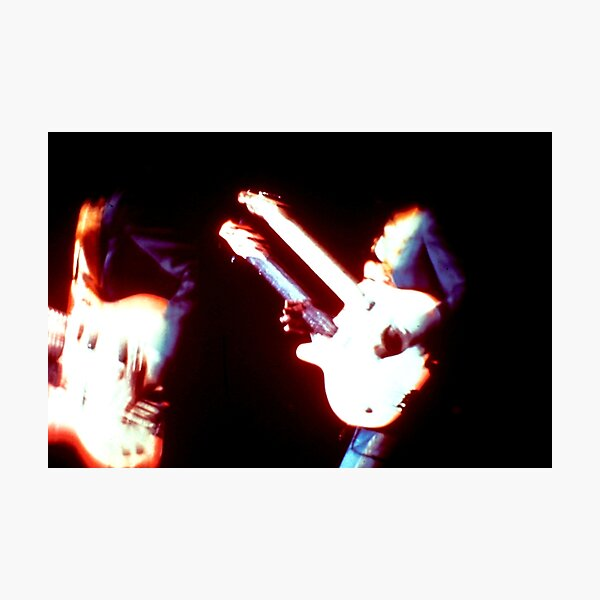 Rock snd Roll Again Photographic Print