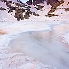 Frozen sunrise by fos4o