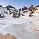 Frozen lake by fos4o