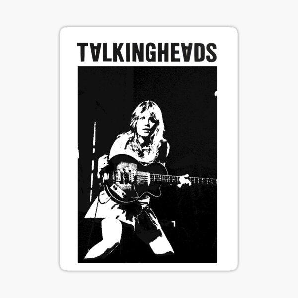 Talking Heads - Tina Weymouth Sticker