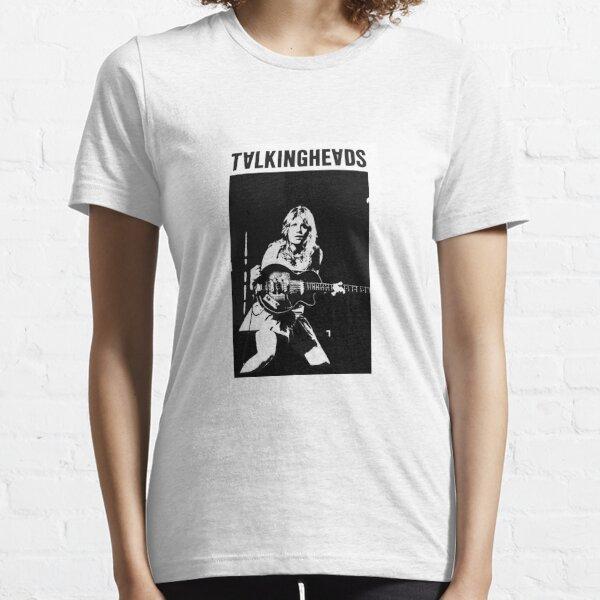 Talking Heads - Tina Weymouth Essential T-Shirt