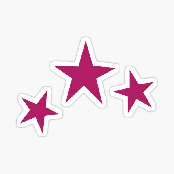 AID Stars Sticker