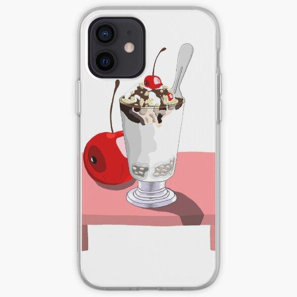 Eye of the Sundae iPhone Soft Case