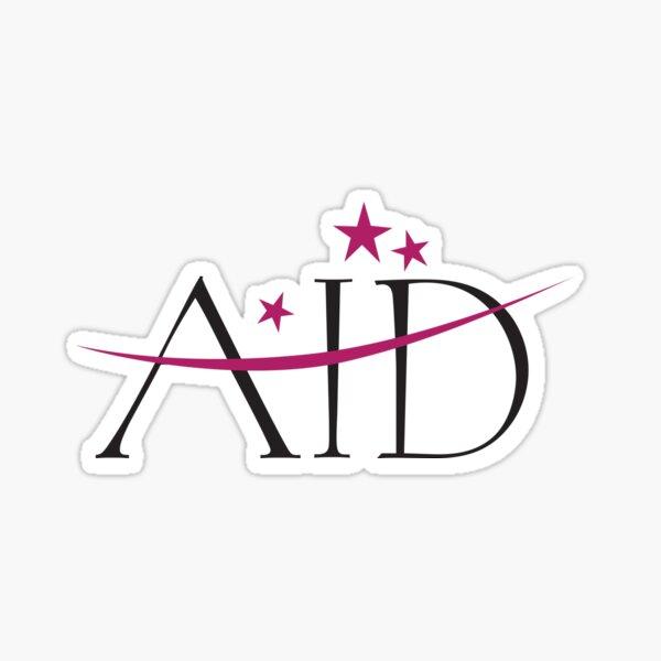 AID Logo Sticker