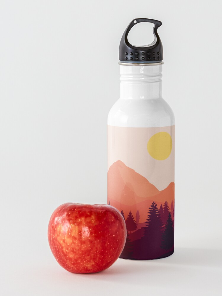 Alternate view of Forest Mountain Horizon Water Bottle