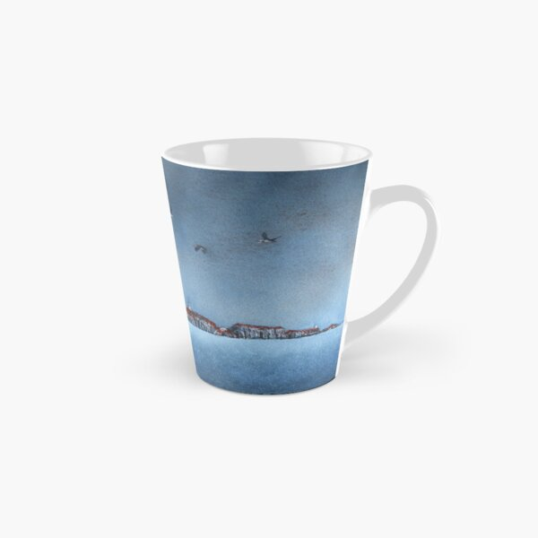 Isle of May with Puffins, July 2019 Tall Mug