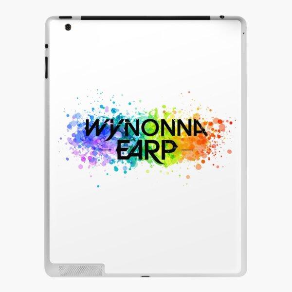 Wynonna Earp Paint Splatter iPad Skin