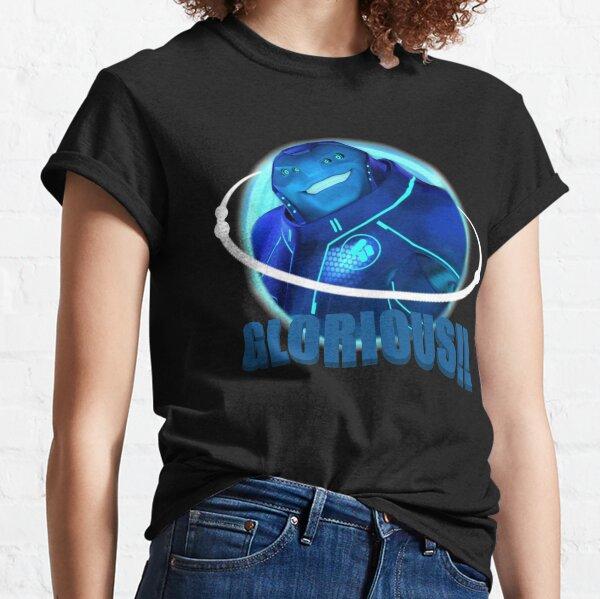 """3 Below Varvatos Vex """"GLORIOUS!!"""" Classic T-Shirt"""