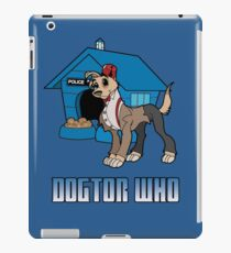 Dogtor Who 11 iPad Case/Skin