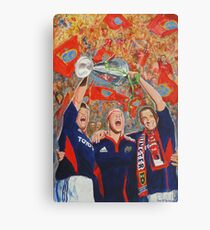 Munster Heiniken Cup Winners 2008 Canvas Print